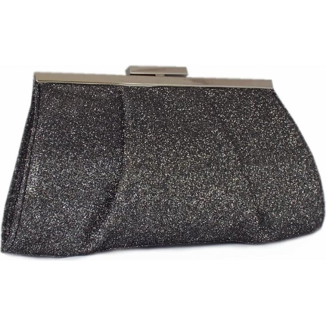 Peter Kaiser Lomasi Women's Evening Clutch Bag in Carbon Shimmer