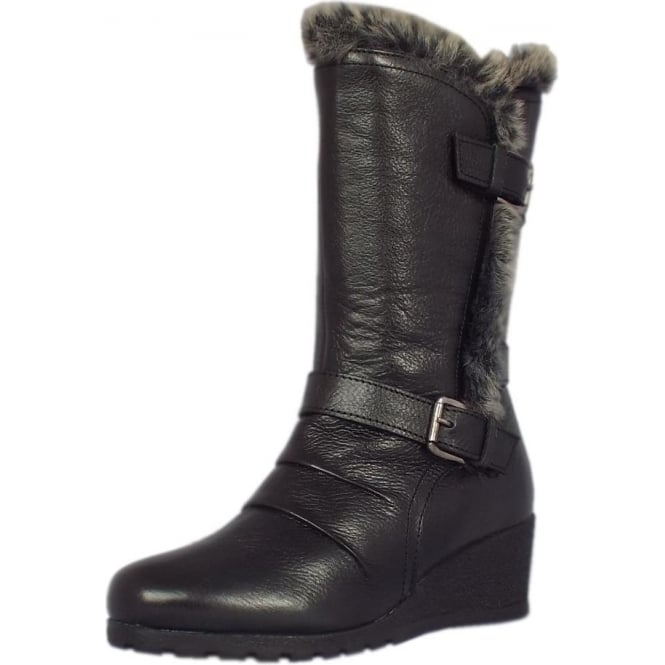 black fur boots shop for cheap s footwear and save