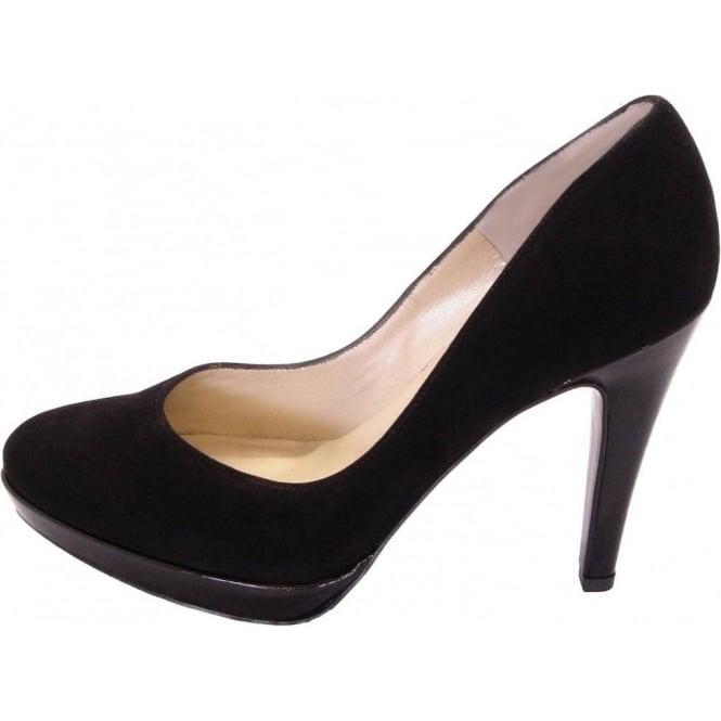22b5e1464e4 Lukrezia stiletto pumps in black suede