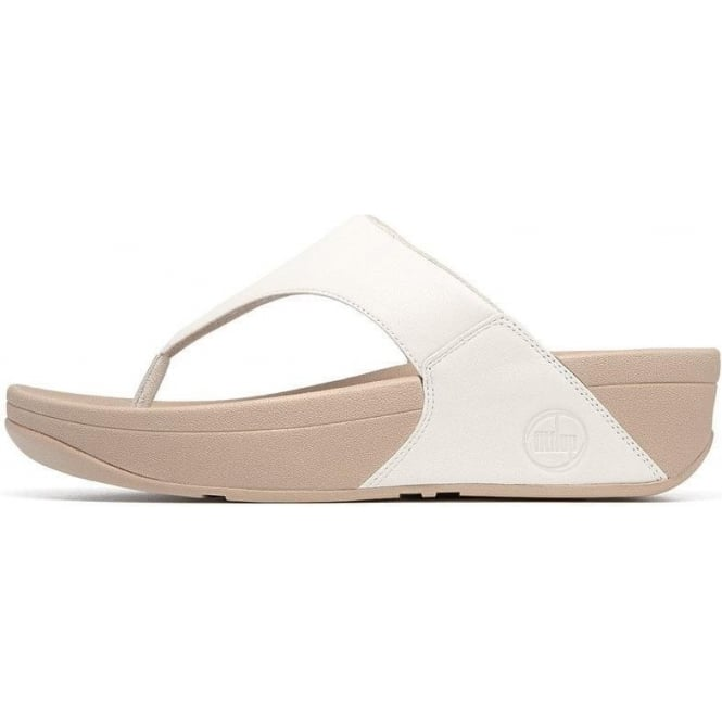 5129bcb43 FitFlop - Lulu in Urban White available at Mozimo