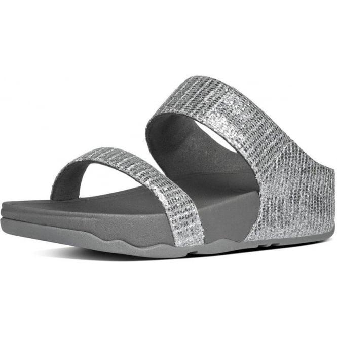 69e40979067d2 Lulu™ Superglitz Women  039 s Slide Sandals in Silver
