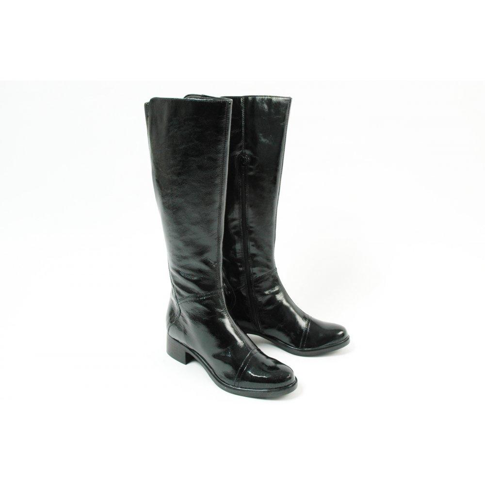 cara fashion black patent boots buy cara