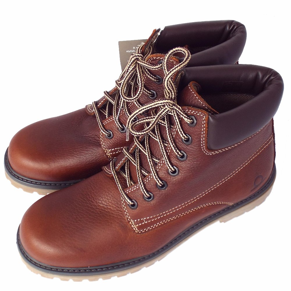 Chatham Country Country | Maguire | Men's Red Brown Walking Boots