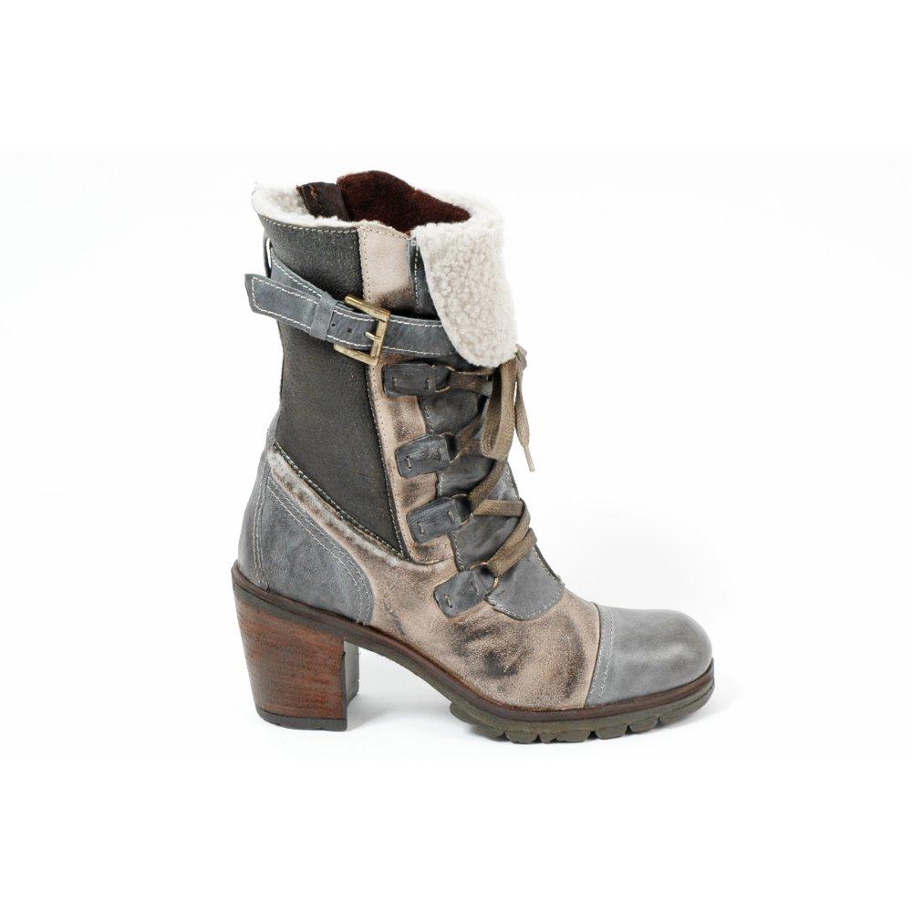 manas design italian leather boots mozimo