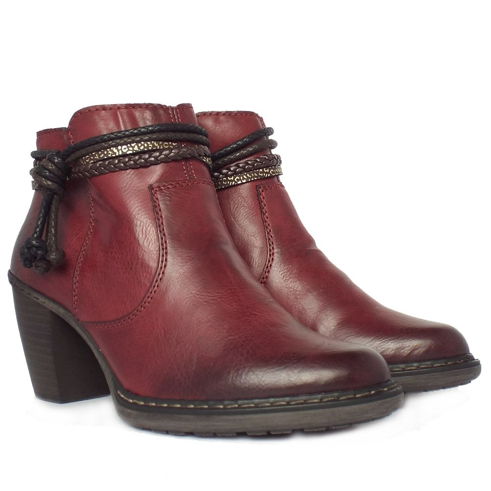 Model With More Than A Dozen Colors, These Cute Nubuck Leather Boots Are A Fun Addition To Your Winter Shoe Wardrobe If Youre Looking For A Super Sassy Choice That Delivers A Trendy Fashion Look  These Rugged Womens Ankle Boots Will See