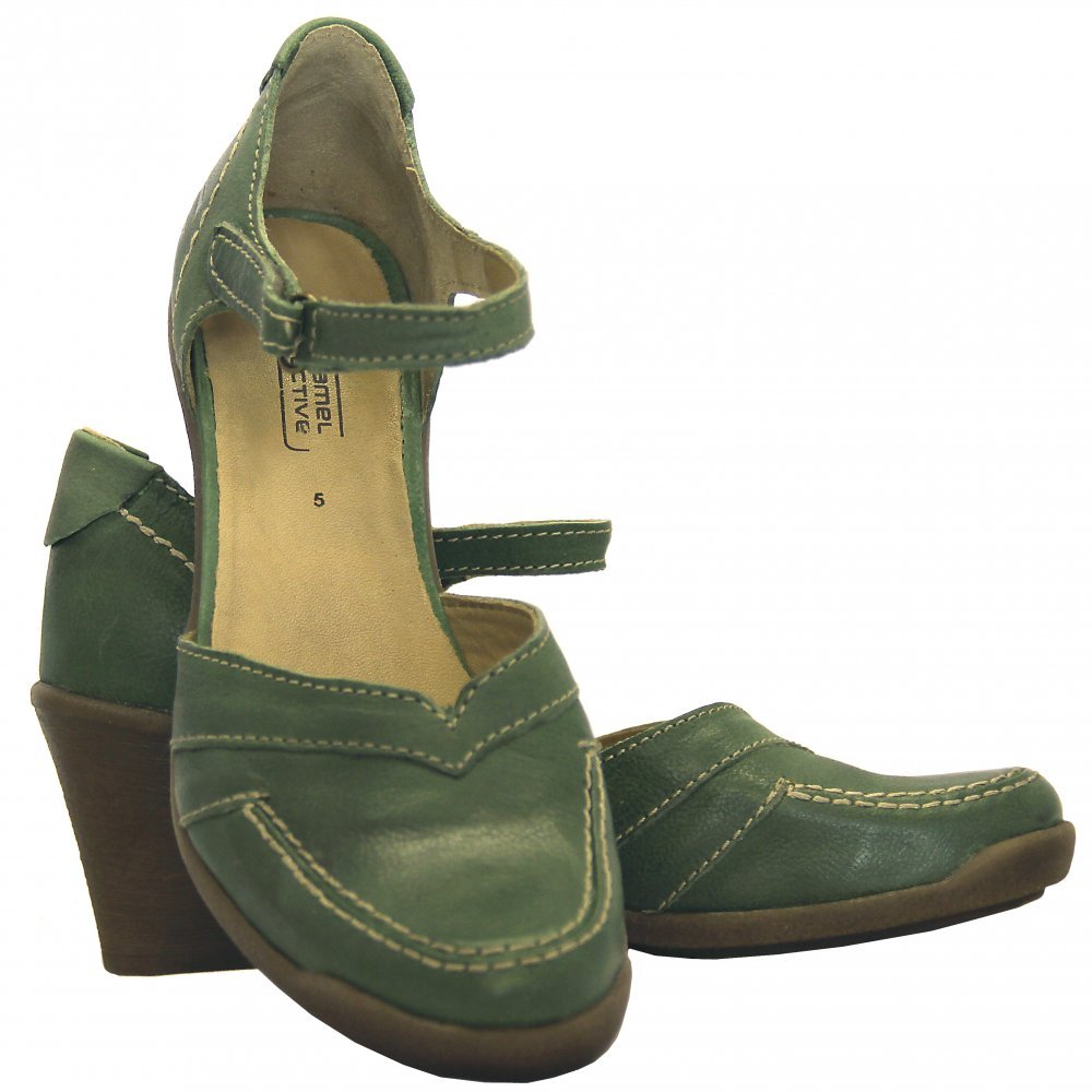 Camel Active Massie Parma Casual Closed Toe Sandals In