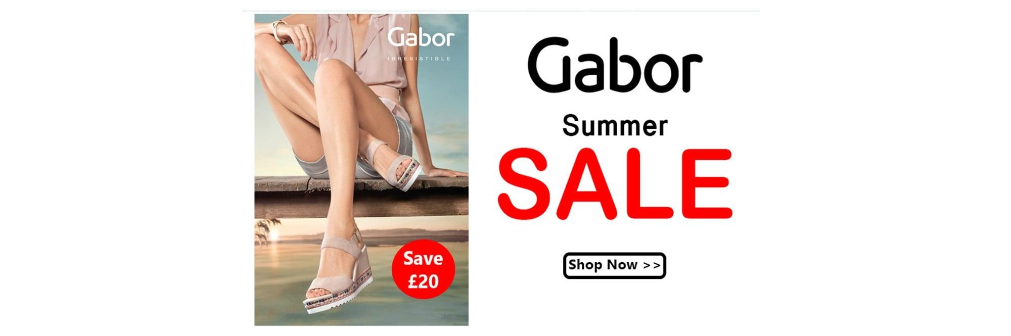 Gabor Sale