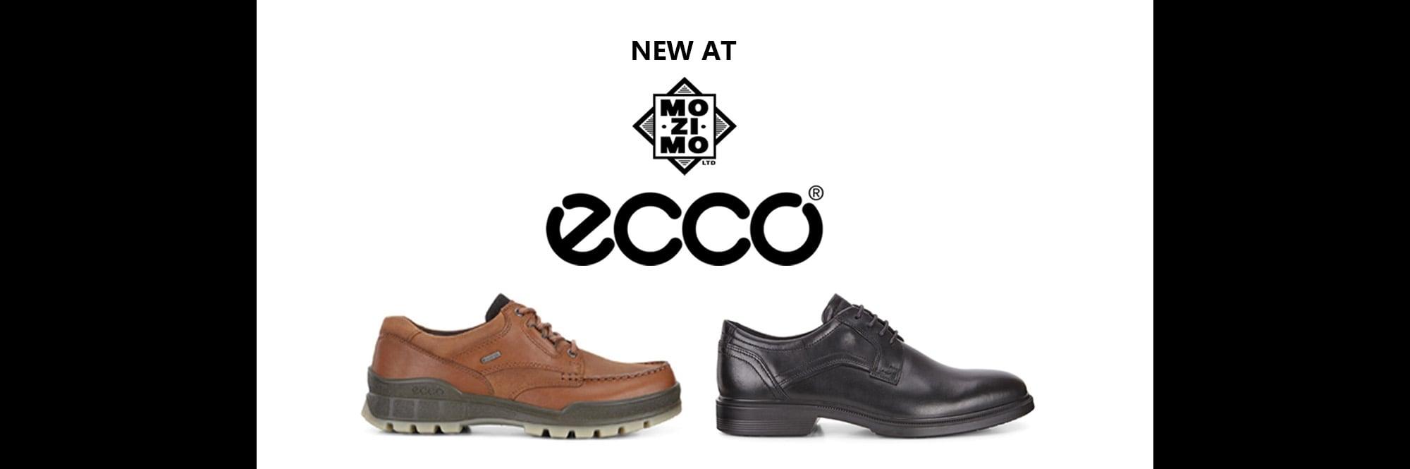 New Mens ECCO Shoes