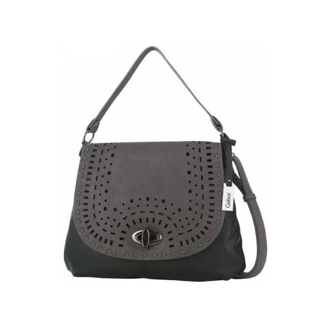 Shoulder Bag Grey 113