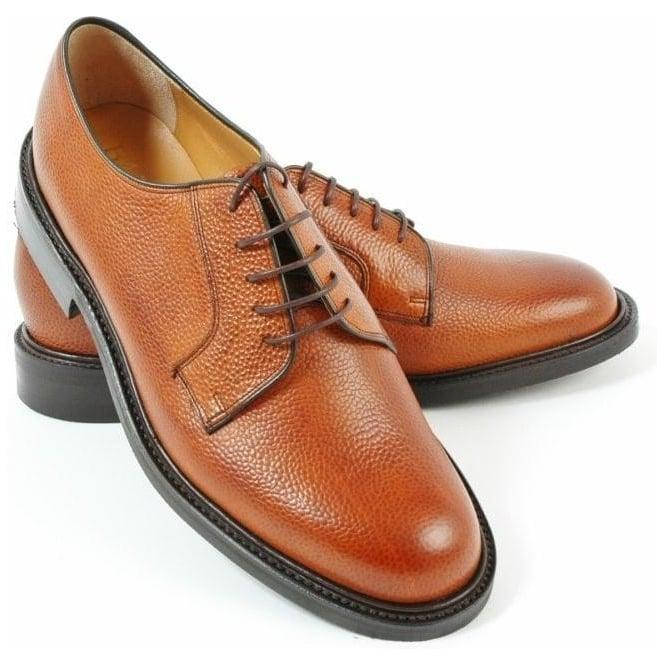 cb3dd83b14e Nairn Cedar Grain Men  039 s Shoes From Barker  039 s Country