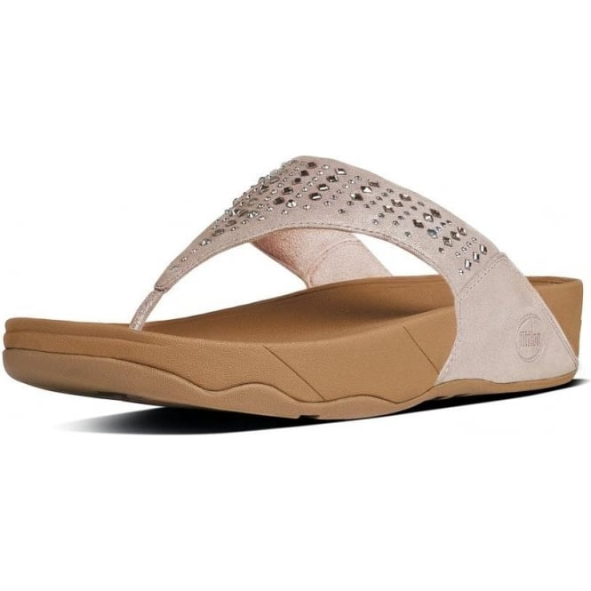 aa4bcc0a2a7e1 Novy™ Women  039 s Toe Thong Sandals in Nude