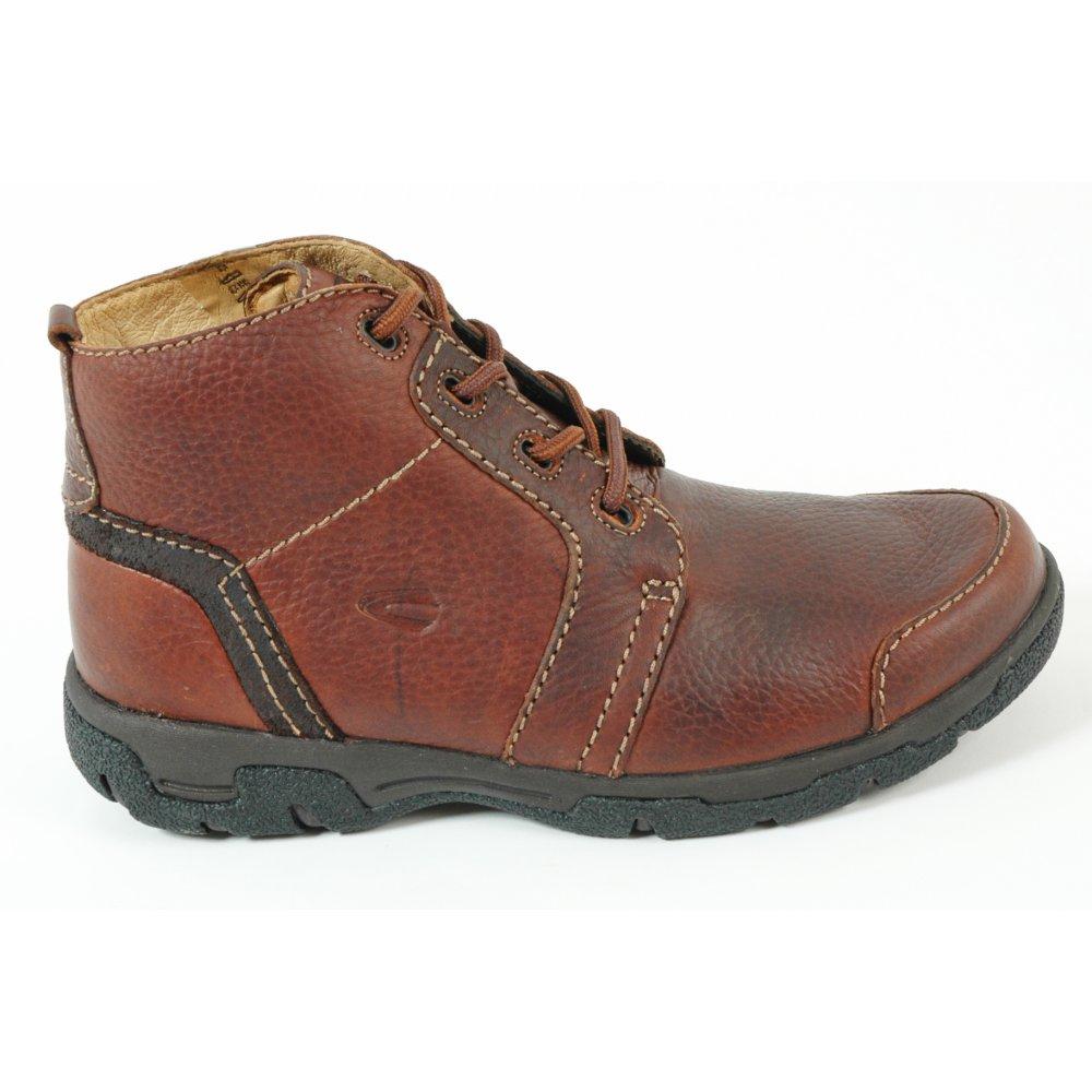 camel active oakland boot l oakland mens ankle boot l