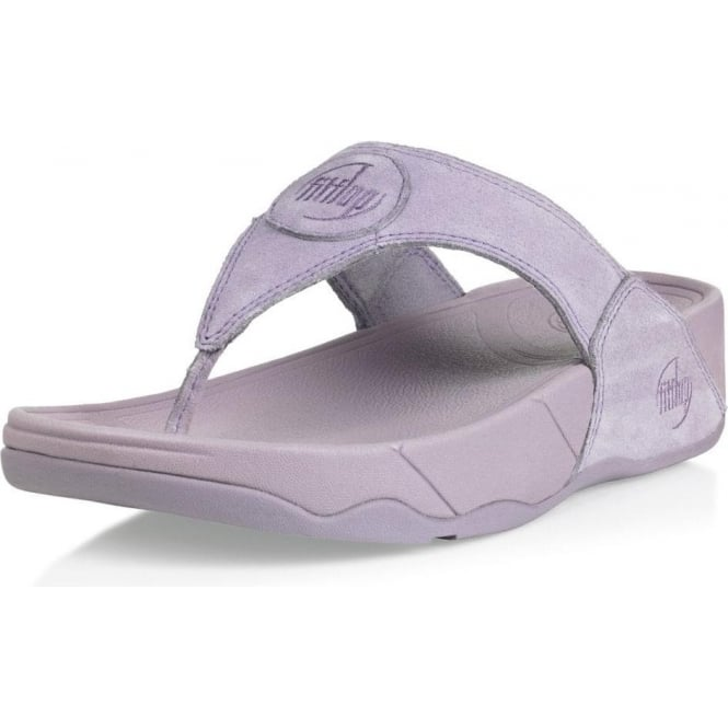 5c18e384e5af FitFlops - Oasi in Lilac with Suede Upper FitFlop Sandal from Mozimo