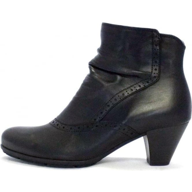 Ladies Ankle Boots Black