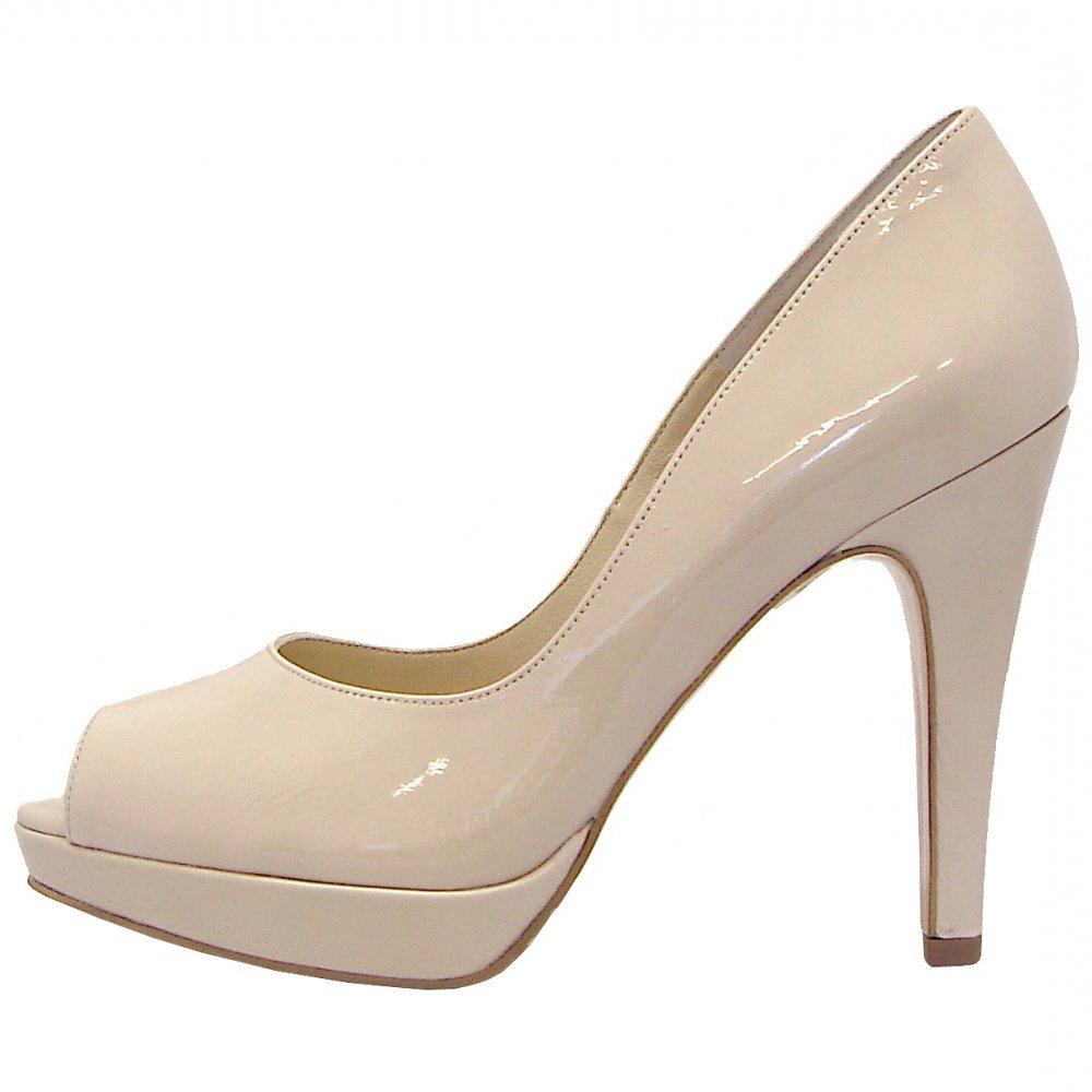 596dc556e24 High Heeled Peep Toe Shoes – Top Notch USA