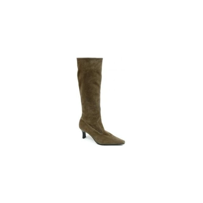 kaiser benny 06 boot l womens suede stretch boot l