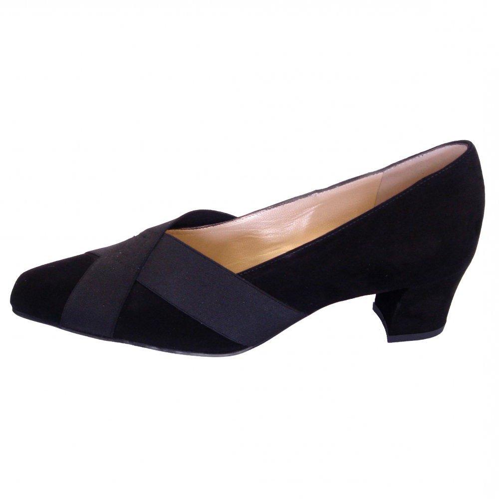 kaiser coletta 42607 240 classic low heel black