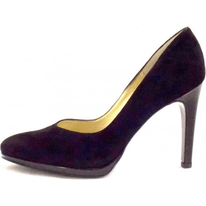 160693499333a9 Peter Kaiser Herdi Stiletto Court Shoes in Black Suede