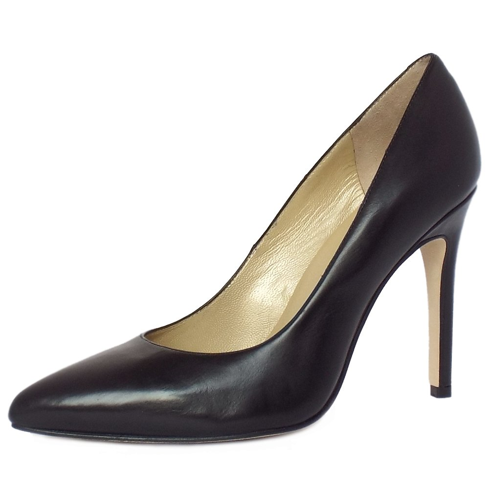 Black Court Shoes Size