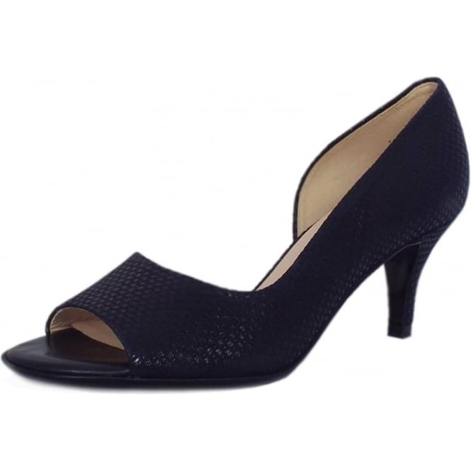 Peter Kaiser Jamala Women's Open Toe Shoes in Notte Topic