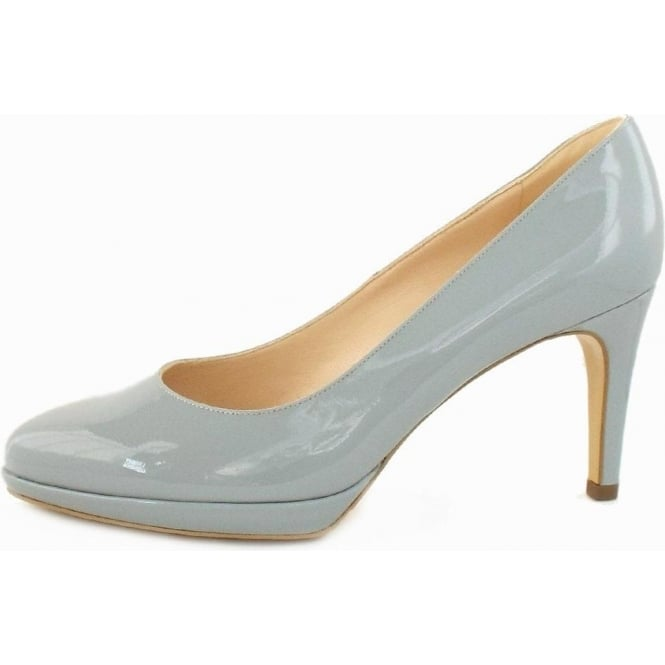 Peter Kaiser Konia | Women's Trendy Mid Heel Court Shoes In Ice Blue