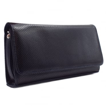 Lanelle Clutch Bag In Notte Cube