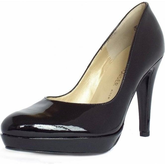 f159379015b Lukrezia stiletto pumps in black patent