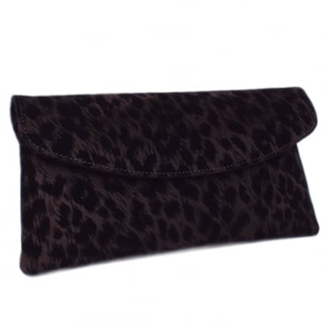 Mabel Evening Clutch Bag in Nuba Tulia