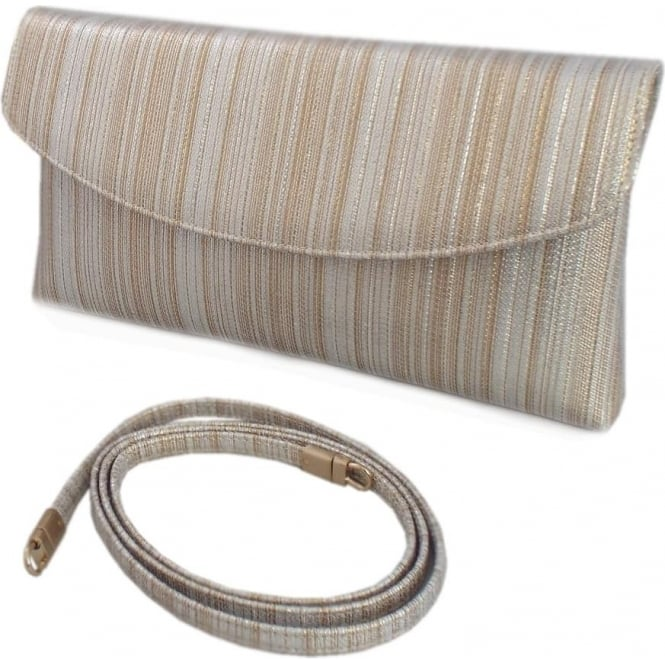 separation shoes 09fea 1fa0d Peter Kaiser Mabel Evening Clutch Bag in Sabia Atamante