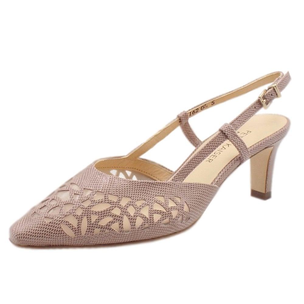6e2c8031d55 Mailin Dressy Mid Heel Slingback in Mauve Sarto