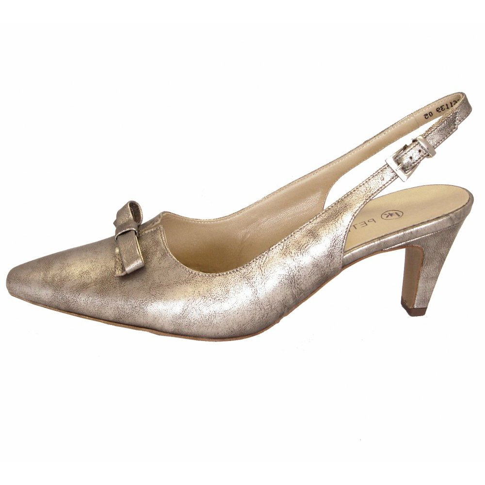 Home : Womens : Womens Shoes : Minden sling back evening shoes