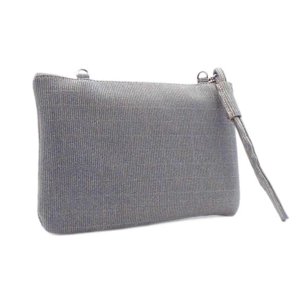 67303149d8a Peter Kaiser Saldina | Women's Evening Clutch Bag in Topas Shimmer