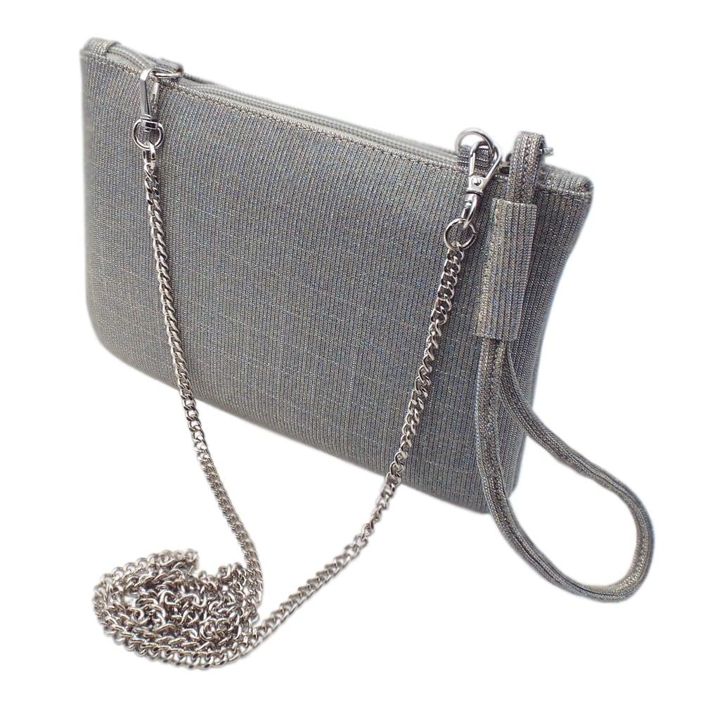 430676e4d9426 Saldina Women  039 s Evening Clutch Bag in Classy Topas Shimmer