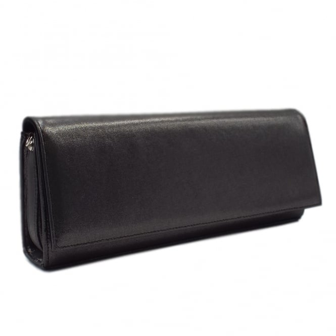 Peter Kaiser Winifred Evening Clutch Bag In Black Star