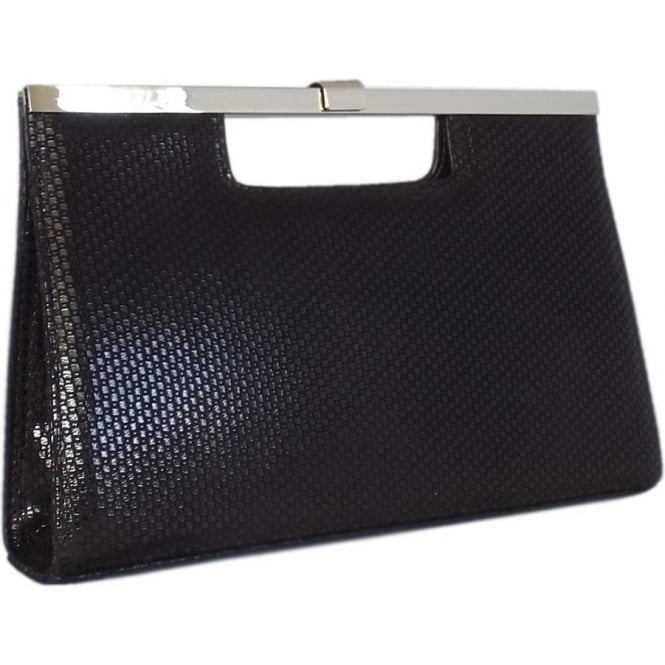 Peter Kaiser Wye Classic Evening Clutch Bag in Black Topic