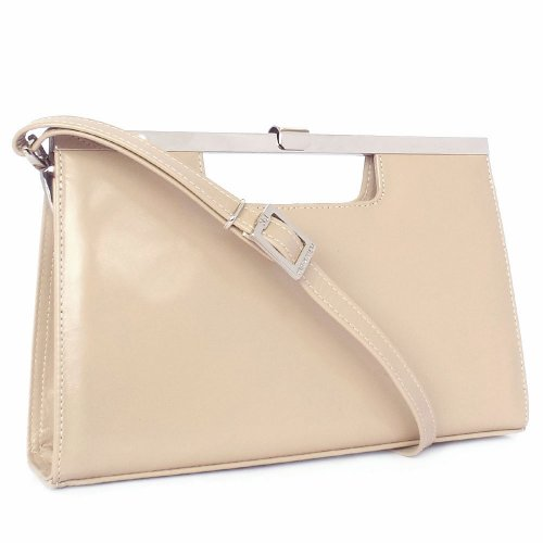 Peter Kaiser Wye Nude beige leather - Peter Kaiser from Nicholas Thomson UK