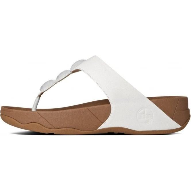0750323f9c884 Petra™ Toe Post Jewelled Sandals In Urban White