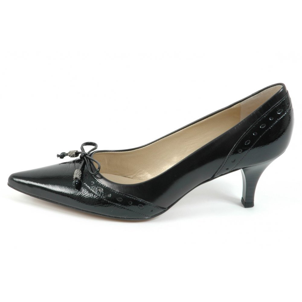 Kitten Heel Womens Shoes - Is Heel