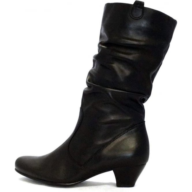 32d410f2ce7 Gabor Rachel Ladies Slouch Mid Boot In Black