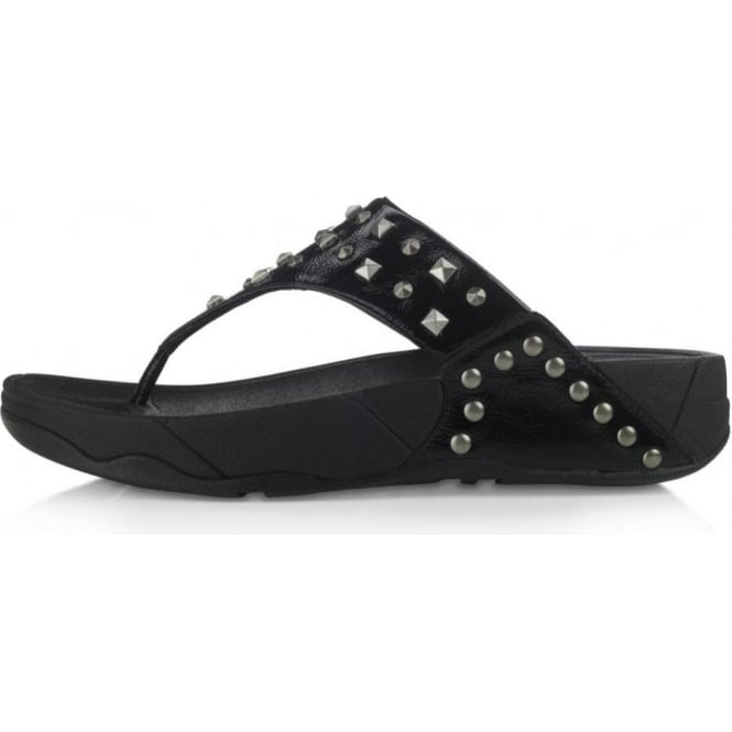 9ae367fad1c977 Rebel Women s Classic sandal with a trendy studded upper