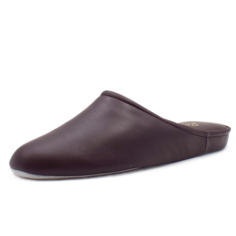 Find the best Men's Leather Double-Sole Slippers, Leather-Lined at nakedprogrammzce.cf Our high quality Men's Slippers are thoughtfully designed and built to last season after season.