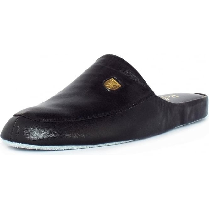852484cf4535 Williams Men  039 s Leather Slippers ...