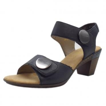 67369-12 Southport Smart Fashion Sandals in Navy