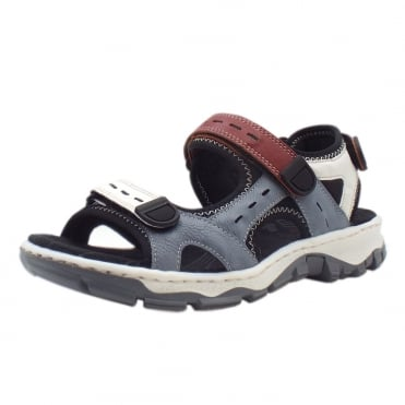 68872-13 Sportstar Women's Trekking Sandals in Multi Colour