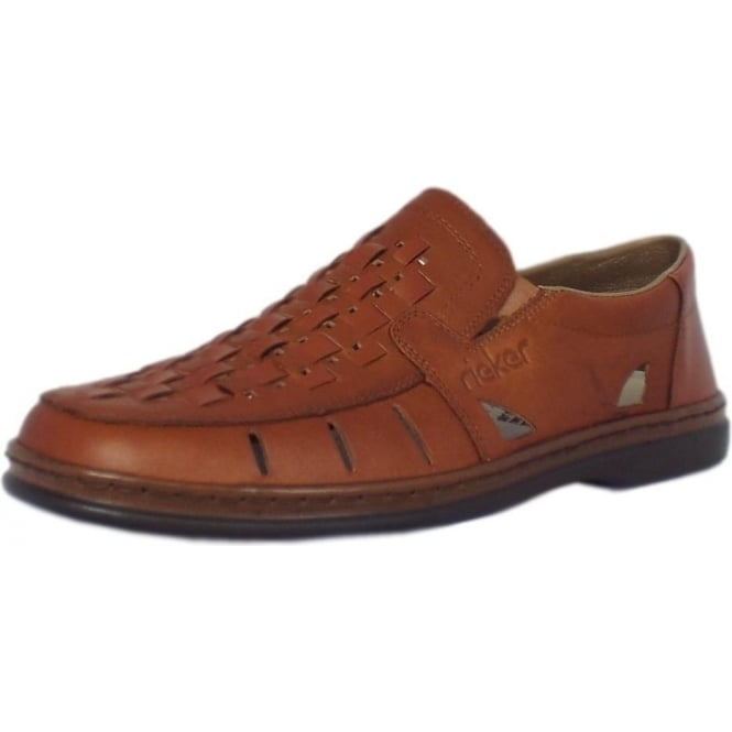 e8cc126a4cd Brutus Men  039 s Casual Summer Slip On Shoes ...