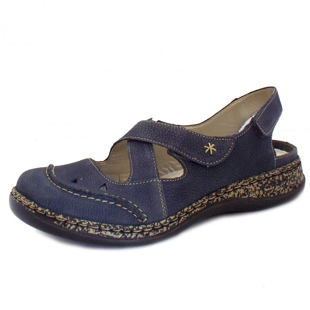Mens Bedroom Shoes Velcro