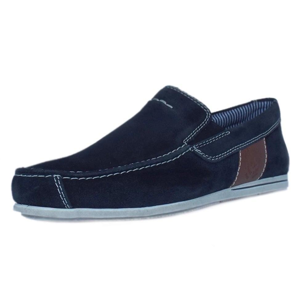 rieker summer shoes fredrick mens summer shoes navy