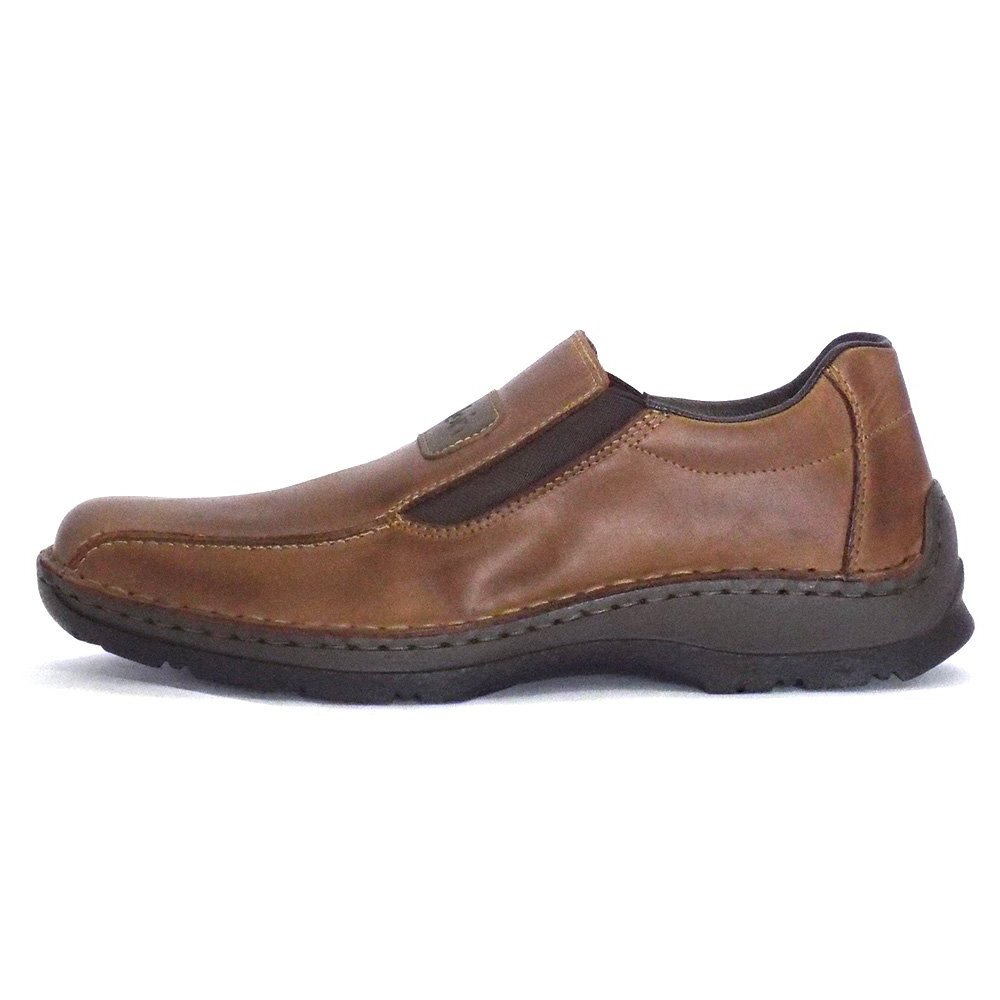 Shoes Leather Slip On Comfortable