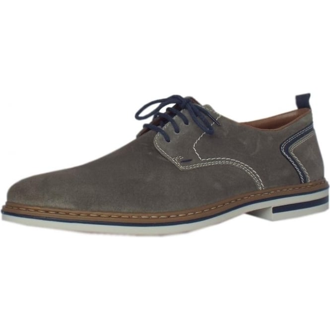 Mens Comfortable Smart Casual Lace Up Shoes