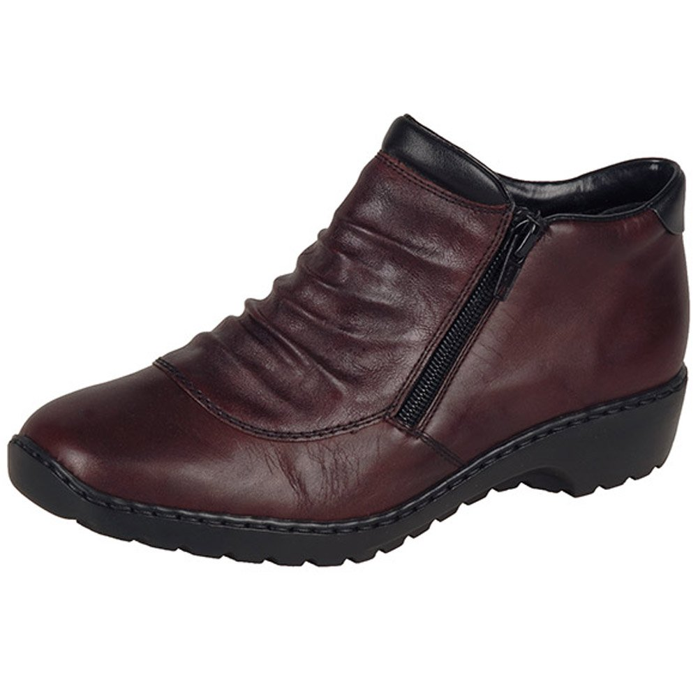 rieker witney l6052 35 s comfortable wide fit